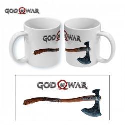 Taza god of war hacha
