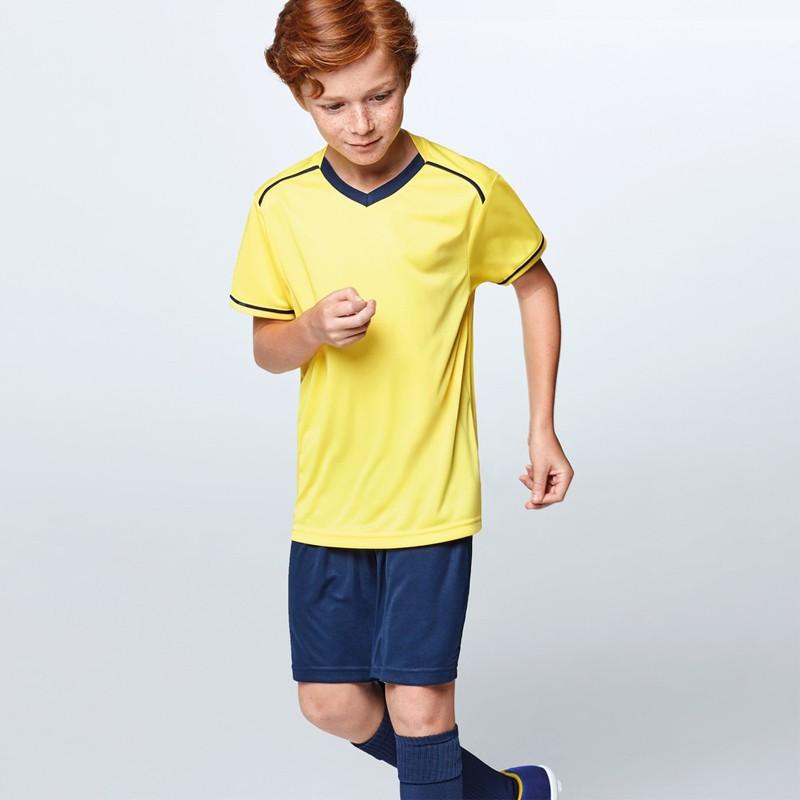 Conjunto Deportivo United Niños Manga Corta