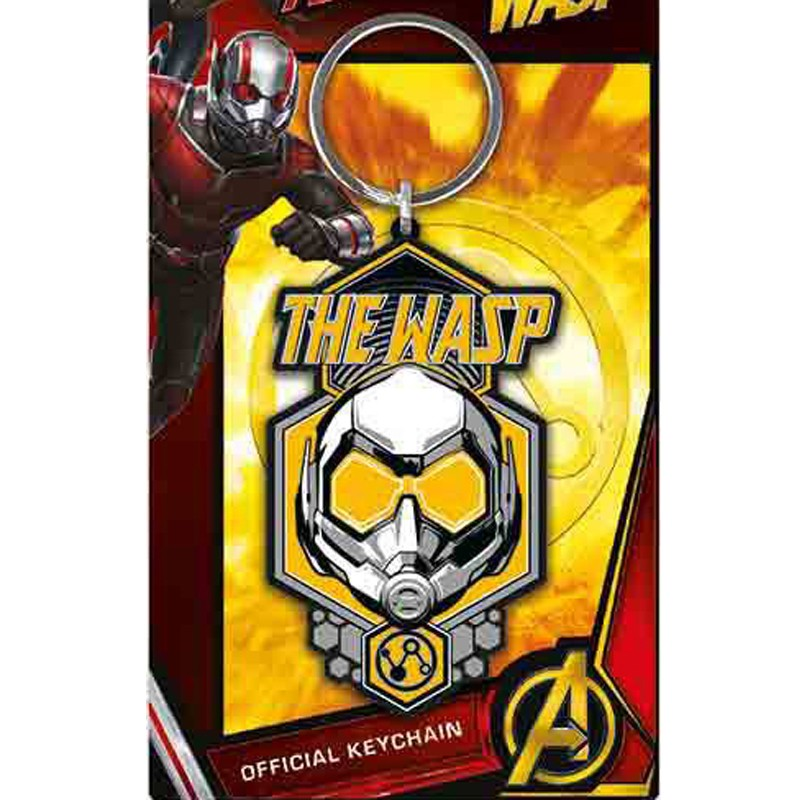 Llavero de caucho (6cm) - Ant-Man & The Wasp