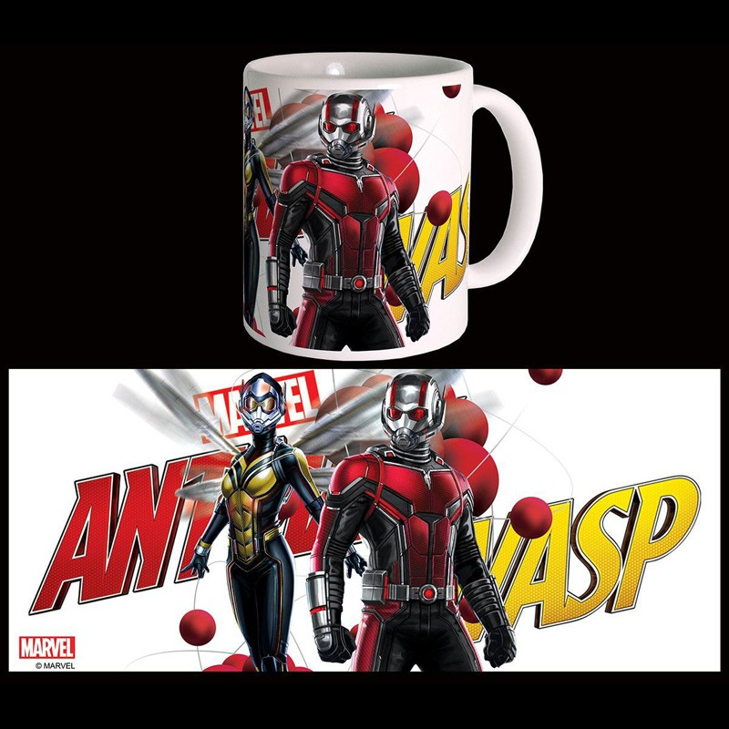 Ant-Man & The Wasp Taza Particles