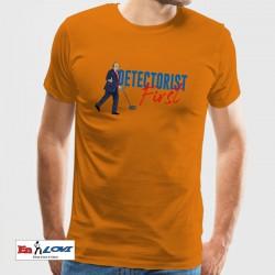 Detectorist First camiseta...