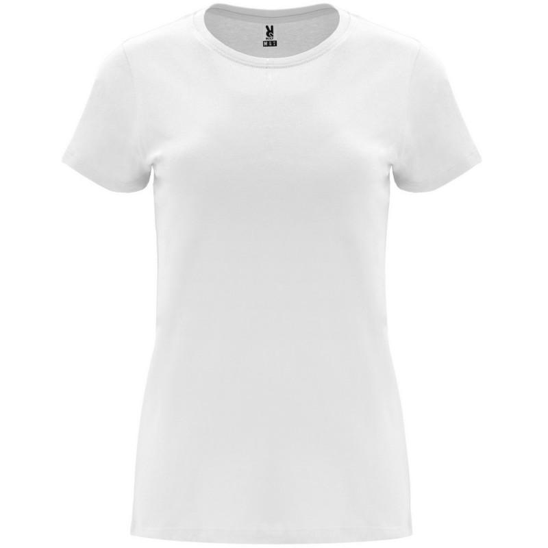 Camiseta Capri Mujer Manga Corta