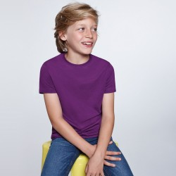 Camiseta Beagle Roly Niño Manga Corta