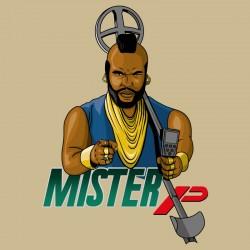 Camiseta Mister XP