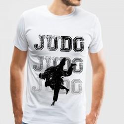 Camiseta para hombre - Judo