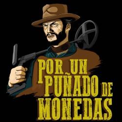 Camiseta Por un puñado de...