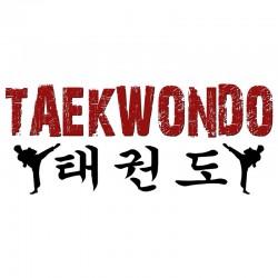 Camiseta Taekwondo Mod.2
