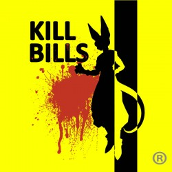 Camiseta Kill Bills
