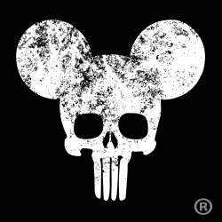 Camiseta Punisher Mickey