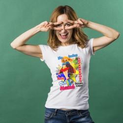 Camiseta mujer No todos los...