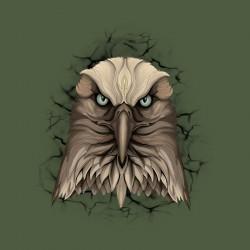 Camiseta Águila Desafiante