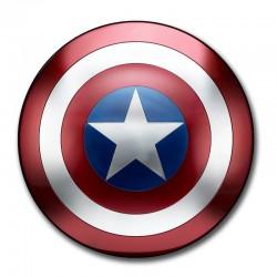 Alfombrilla de ratón - Escudo Capitán América