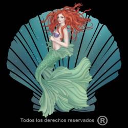 Camiseta Mermaid Ariel