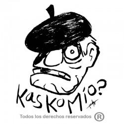 Camiseta KASKOMIO