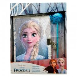 Diario lentejuelas + boli Frozen 2 Disney