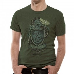 Camiseta Slytherin Harry...