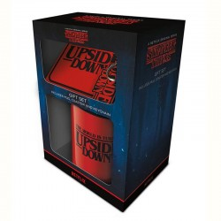 Stranger Things Pack de Regalo The World Is Turning Upside Down