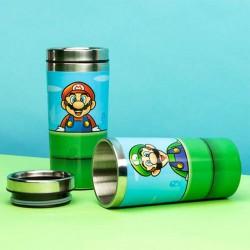 Taza viaje Tuberia Super Mario Nintendo