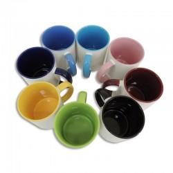 Taza para personalizar con interior y asa de color-01