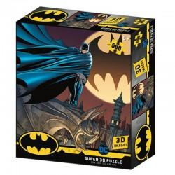 Puzzle lenticular DC Comics Batseñal 500 piezas