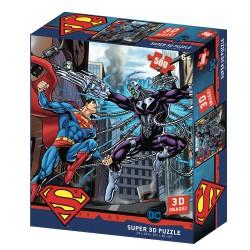 Puzzle lenticular DC Comics Superman vs. Brainiac 500 piezas