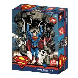 Puzzle lenticular DC Comics Superman montaña 300 piezas