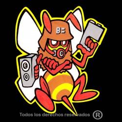 Camiseta Soldier Bee