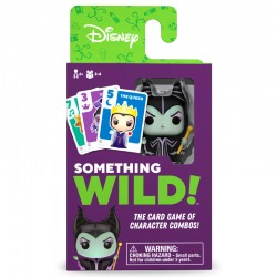Juego cartas Something Wild! Villanas Disney