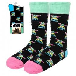 Calcetines Yoda Child The Mandalorian Star Wars adulto