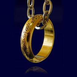 Anillo Unico Colagante Señor de los anillos