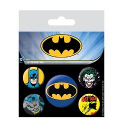 Juego de chapas Batman Varios