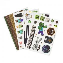 Pegatinas para gadgets Minecraft Varios