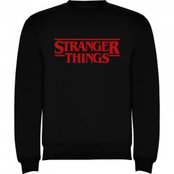 Sudadera Stranger things...