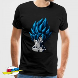 Camiseta Goku adulto