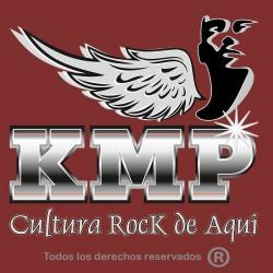 Camiseta KMP cultura rock...