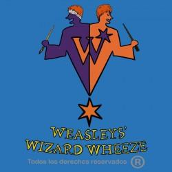 Camiseta Gemelos Weasley
