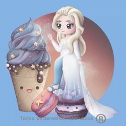 Starry Ice-Cream