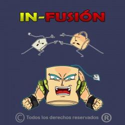 Camiseta In-Fusión
