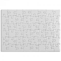 Puzzle de cartón para personalizar de 48 piezas